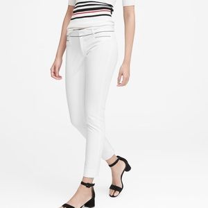 Sloan Skinny Fit Pant with Black Piping